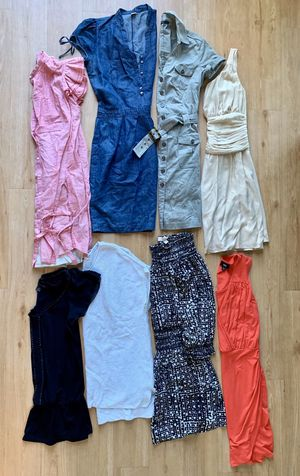 8 women's dresses. Size S. Price is total. for Sale in Orlando, FL