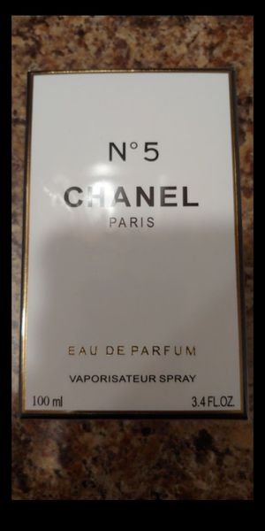 Chanel No 5 Women's Perfume (3.4 FL OZ) for Sale in Ridley Park, PA