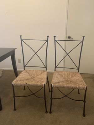 Dining room / kitchen chairs ($10 each) for Sale in Los Angeles, CA