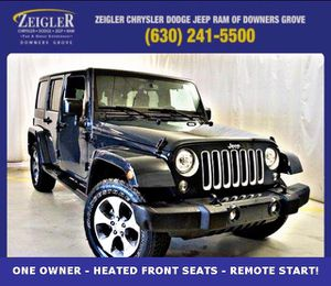 2017 Jeep Wrangler for Sale in Downers Grove, IL