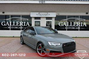 2019 Audi S4 for Sale in Scottsdale, AZ
