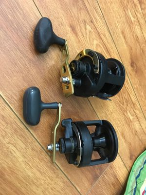 Shimano TLD 5 fishing reel for Sale in Westminster, CA