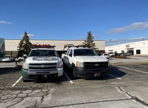 Two 2010 Chevy Silverado trucks for Sale in Powell, OH