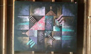 Abstract art part two for Sale in Wyandotte, MI