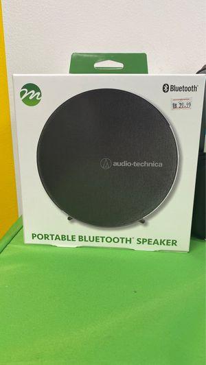 Audio-technica portable Bluetooth Speaker for Sale in Cadillac, MI