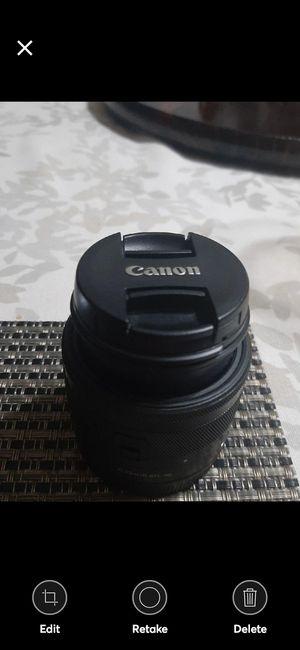 Canon M50 EF-M Kit Lens 15-45mm Zoom Original Camera Lens for Sale in Long Beach, CA