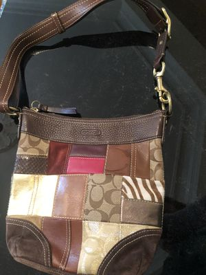 Real Vintage Coach purse for Sale in McDonough, GA