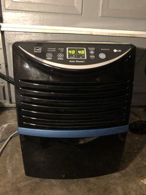 LG Dehumidifier for Sale in La Habra, CA