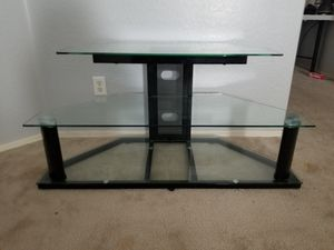 Glass TV Stand for Sale in Glendale, AZ
