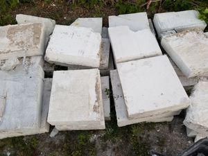 CURB Alert! Free Concrete Blocks for Sale in St. Petersburg, FL