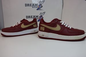 Nike Air Force 1 Lebron James, 306353 671,Size 8 for Sale in Tenafly, NJ