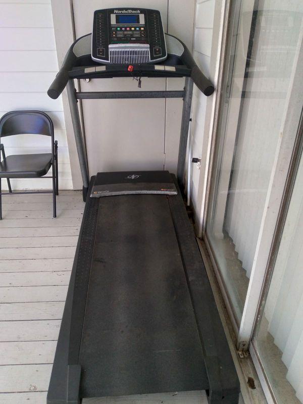 Treadmill, Nordictrack, C900I 3.0 CHP
