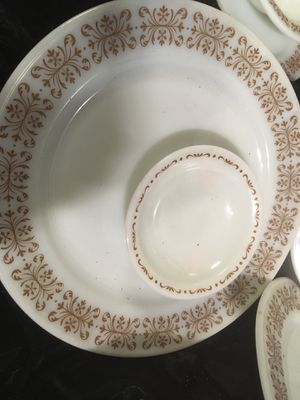 Pyrex restaurant dishes for Sale in Jeannette, PA