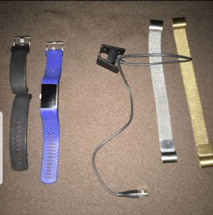 Fitbit charge 2 and 4 bands for Sale in Miami Beach, FL