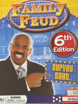 Family Feud Board Game for Sale in Beaverton,  OR