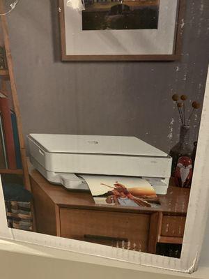 HP ENVY-6055 All In One Printer& Scanner for Sale in Danbury, CT