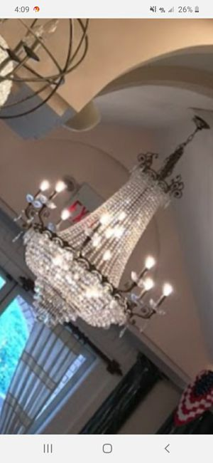 Chandelier for Sale in Barrington, RI