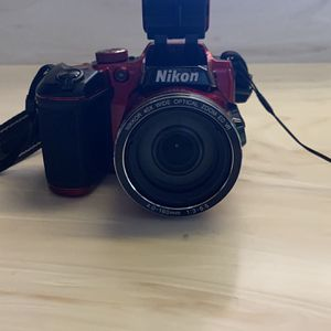 Red Coolpix B500 for Sale in Walnut Creek, CA