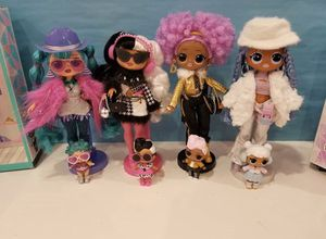 LOL SURPRISE DOLLS WINTER DISCO SERIES 2 for Sale in Atlanta, GA