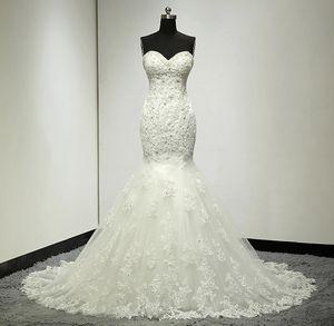 Mermaid Style Wedding Dress for Sale in Lake Elsinore, CA