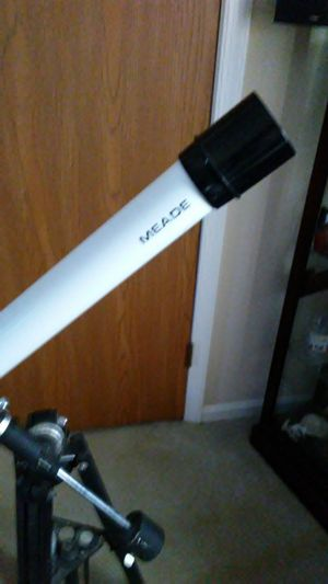 Meade telescope for Sale in New Windsor, MD