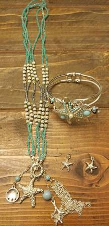 Starfish Jewelry Set for Sale in Westminster, CO