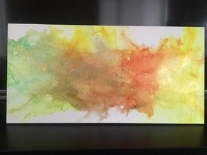 Alcohol ink painting brand new for Sale in Jersey City, NJ
