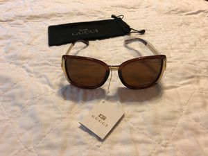 Women's Sunglasses, Gucci, Brand New with tags for Sale in Independence, OH