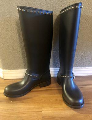 Diesel Stud Rain Boots for Sale in Santa Clarita, CA