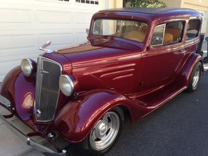 1935 CHEVY SEDAN for Sale in Laguna Niguel, CA