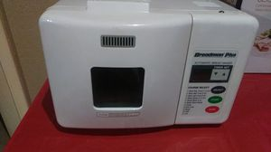 Breadman Plus Bread Maker for Sale in Margate, FL