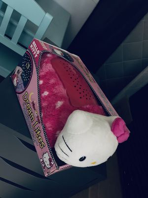 Hello Kitty Nightlight Pillow Pet for Sale in Severn, MD