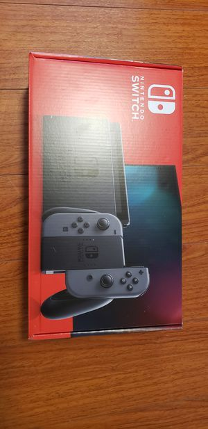 Nintendo Switch Gray New for Sale in Alhambra, CA