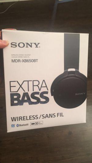 Sony headphones for Sale in Round Rock, TX