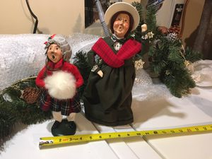 Byer's Choice holiday collectibles for Sale in Seattle, WA
