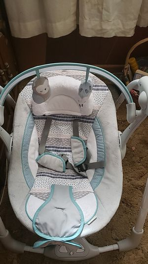 Infant swing best offer for Sale in Vienna, VA