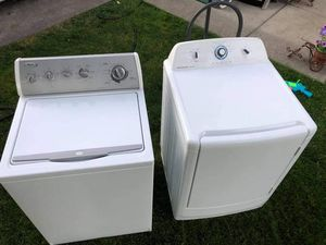 Washer & Dryer for Sale in Wilkeson, WA