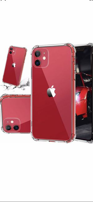 Brand New case cover clear for Apple iPhone for Sale in Santa Ana, CA