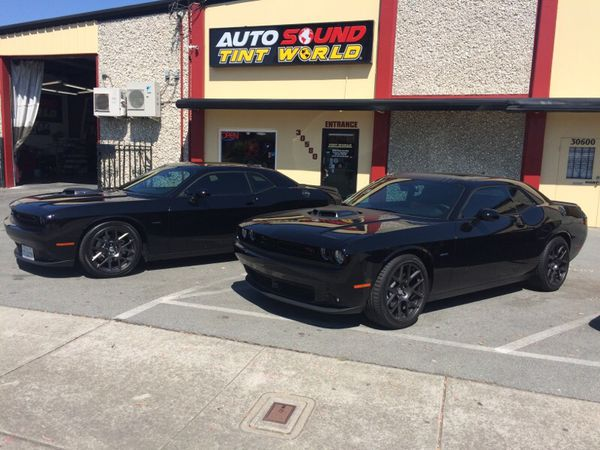 Dodge Challenger/Charger headquarters for window tint, audio, and much  more! for Sale in Hayward, CA - OfferUp