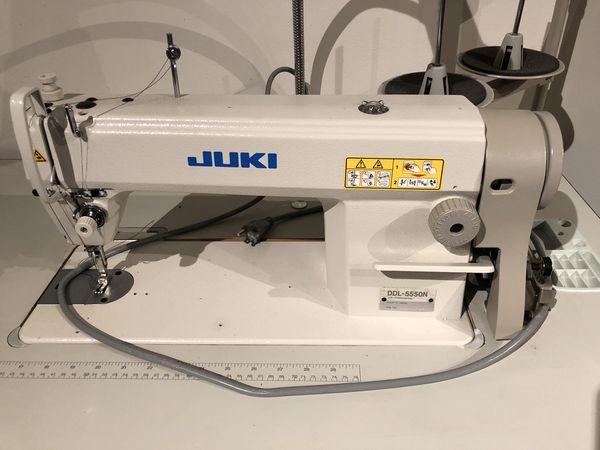 JUKI Industrial Sewing Machine DDL-5550N