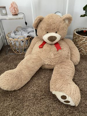 5 foot teddy bear for Sale in Fair Oaks, CA