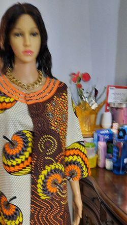 Ankara Kimono Jacket for Sale in Columbus,  OH