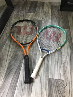 Tennis rackets for Sale in Marion, TX