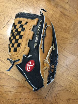 Rawling baseball/softball glove- 13 inches for Sale in Tustin, CA