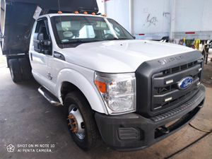 2014 FORD F350 DUALLY DIESEL AUTO AC DUMP BODY ONE OWNER LOW MILES CLEAN TITLE READY TO WORK NEED FINANCING CONTACT OLIVER 305TRUCKGURU for Sale in Orlando, FL