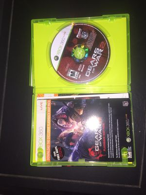 Gears of War games XBOX 360 for Sale in Westminster, CO