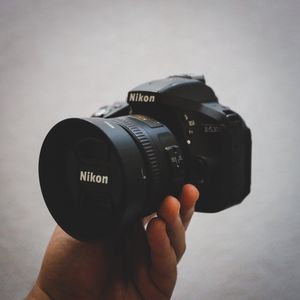 Nikon D5300 + 35mm Lens for Sale in Centreville, VA