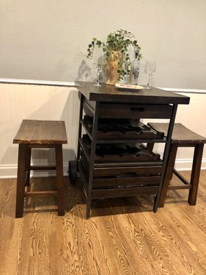 Bistro Wine Cart for Sale in Loveland, CO