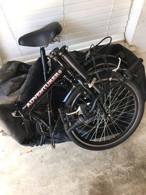Adventurer Folding Bike - 6 Speed for Sale in Corinth, TX