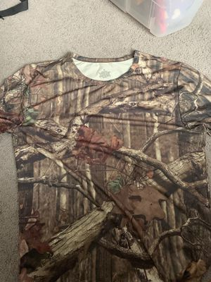 Hunting t shirt camo for Sale in Naples, FL